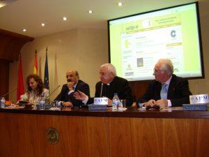 Intervención del obispo de Jaén en la entrega del premio Lolo