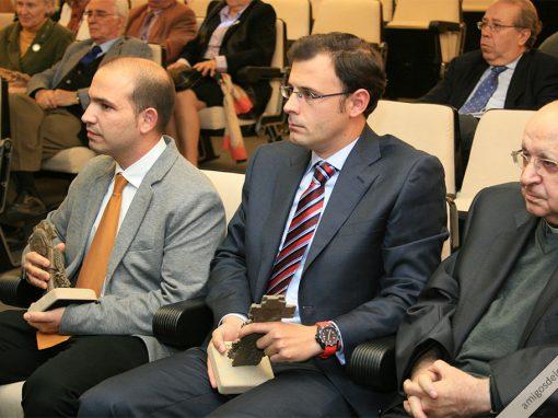 Pedro J. Rabadán, III premio Lolo de Periodismo