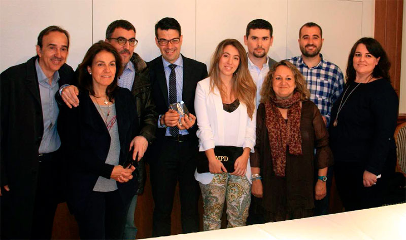 Entrevistamos a José Beltrán, VII premio Lolo de Periodismo Joven