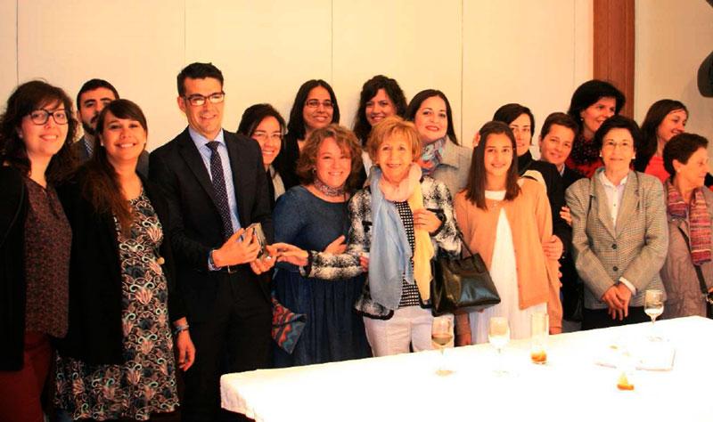 El director de 'Vida Nueva' recibió el Premio 'Lolo' de Periodismo Joven de la UCIPE