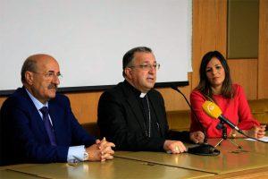 Intervención de Monseñor Ginés García en la entrega del VIII premio Lolo de Periodismo Joven
