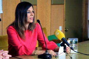 Intervención de Irene Pozo en la entrega del VIII premio Lolo de Periodismo Joven