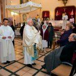 Lolo primer miembro honorario de la Hospitalidad de Lourdes, de Jaén