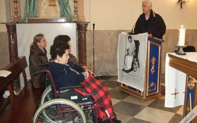 La Hospitalidad de Ntra Sra de Lourdes bajo la protección del beato Lolo