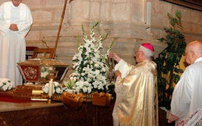 Felicitamos a D. Ramón del Hoyo, en el XXV aniversario de episcopado