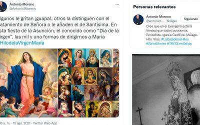 Fiesta de la Asunción de la Virgen