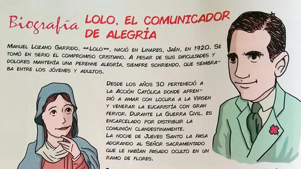 Lolo, el comunicador de alegría (revista Hágase Estar)