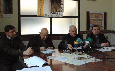 Rueda de prensa. Actos previos y beatificación de Manuel Lozano Garrido, Lolo