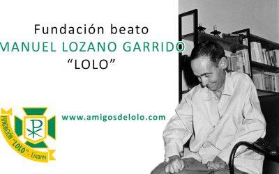 Boletín impreso nº25 de la fundación beato Manuel Lozano Garrido 'Lolo'