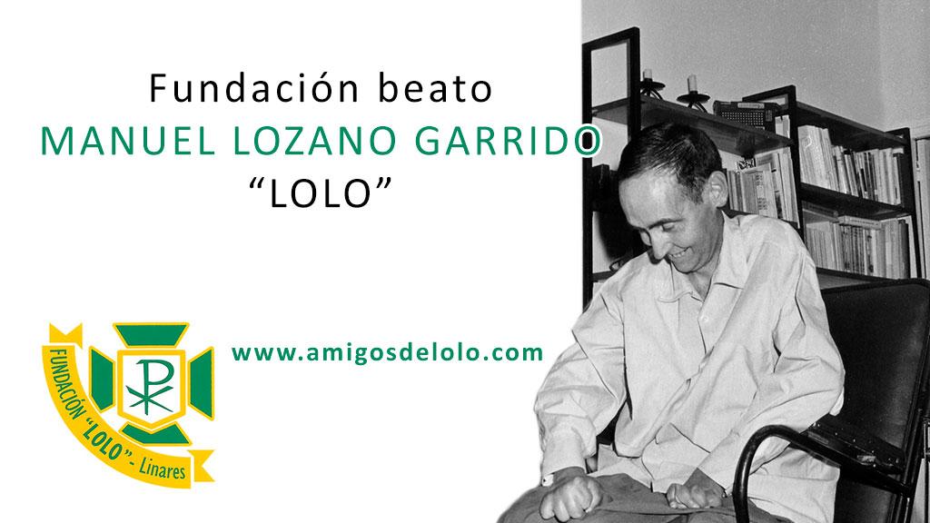 Índice de Boletines impresos de la fundación beato Manuel Lozano Garrido 'Lolo'