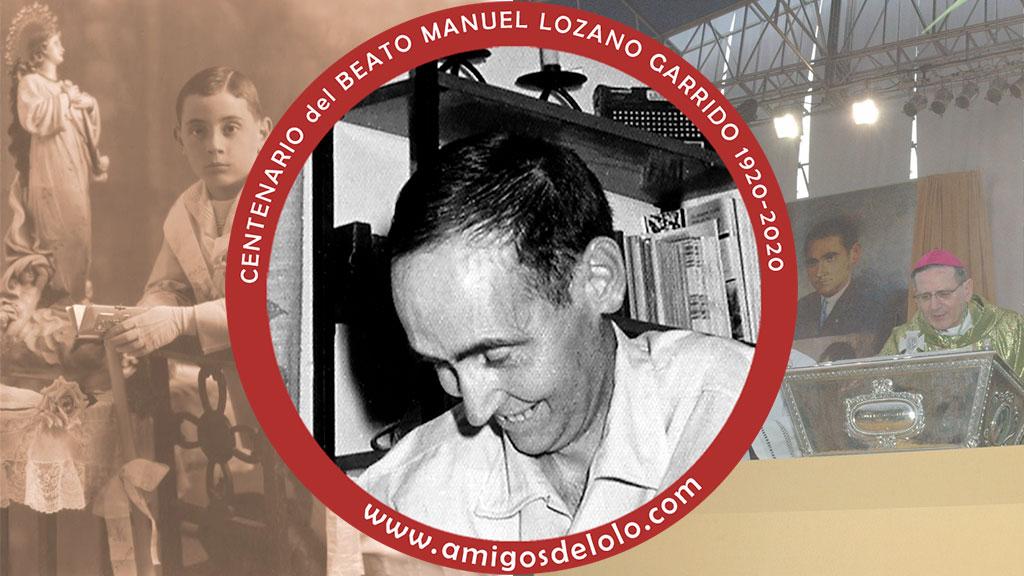 Se conforma la Comisión organizadora de los actos del centenario nacimiento del Beato Lolo