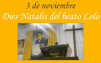 Dies Natalis del beato Manuel Lozano Garrido, Lolo. Textos litúrgicos