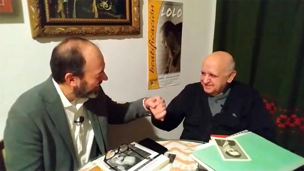 Antonio Moreno entrevista a Rafael Higueras