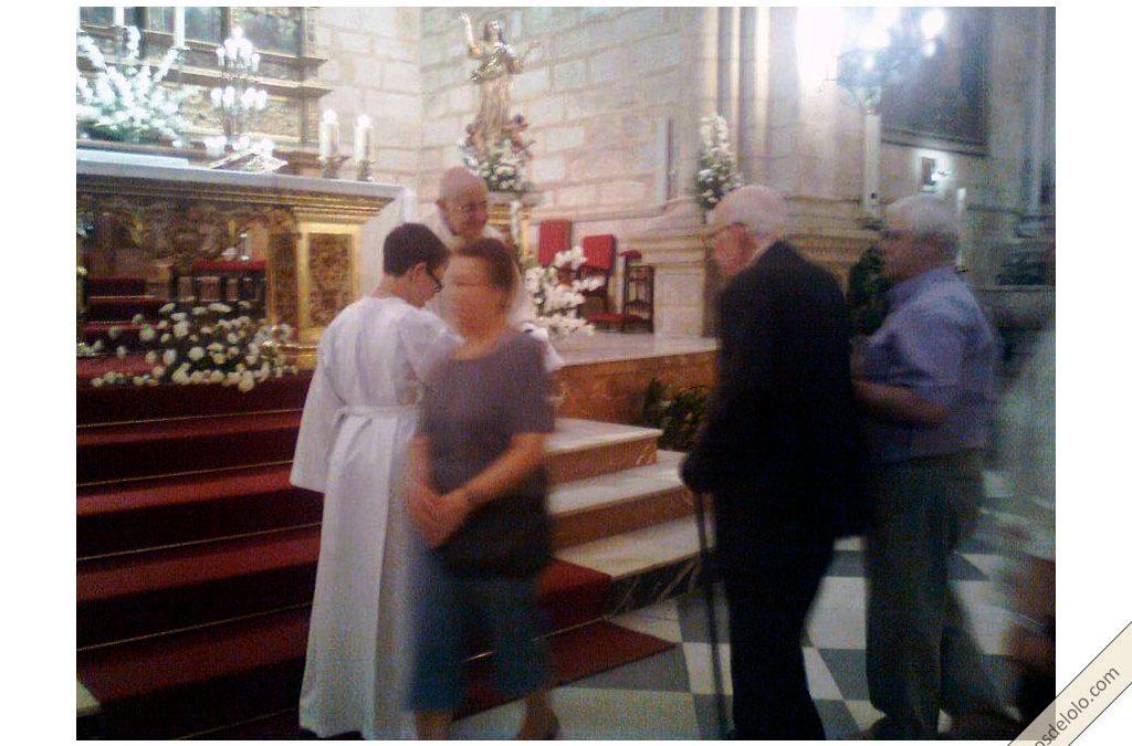Celebración del 2º aniversario de la Beatificación de Manuel Lozano Garrido, Lolo