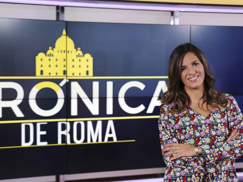 Irene Pozo presenta Crónica de Roma