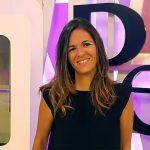Irene Pozo VIII premio Lolo de Periodismo Joven