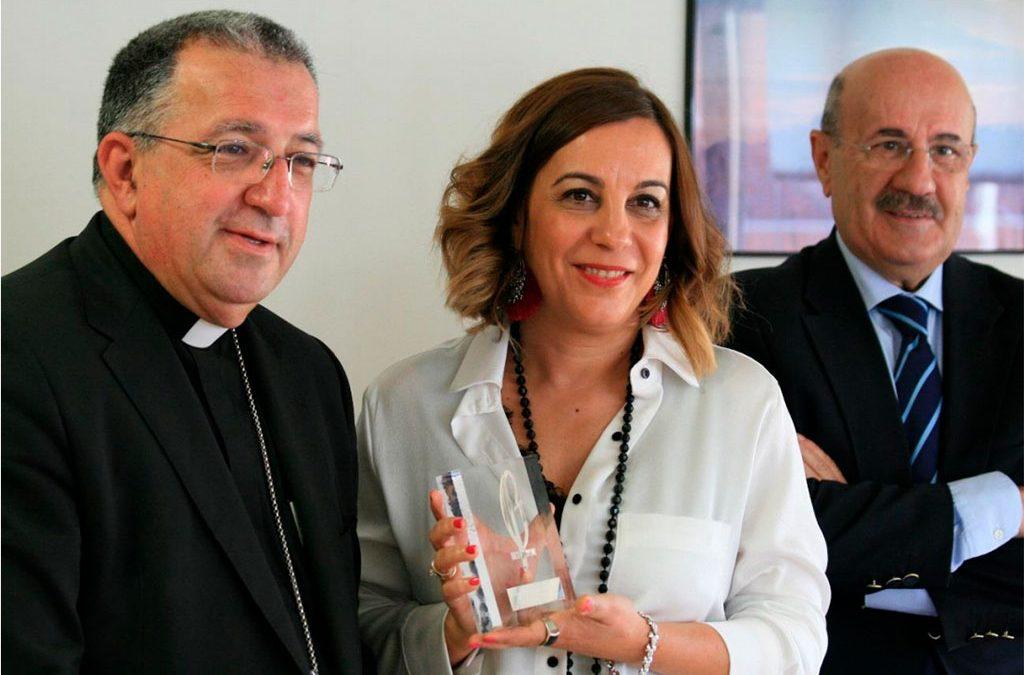 Laura Otón, IX premio Lolo de Periodismo