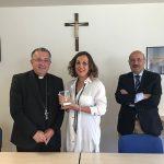 """Laura Otón, redactora de COPE, Premio """"Lolo"""" de periodismo de UCIPE"""