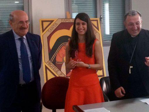 Laura Ramírez, X premio Lolo de Periodismo Joven