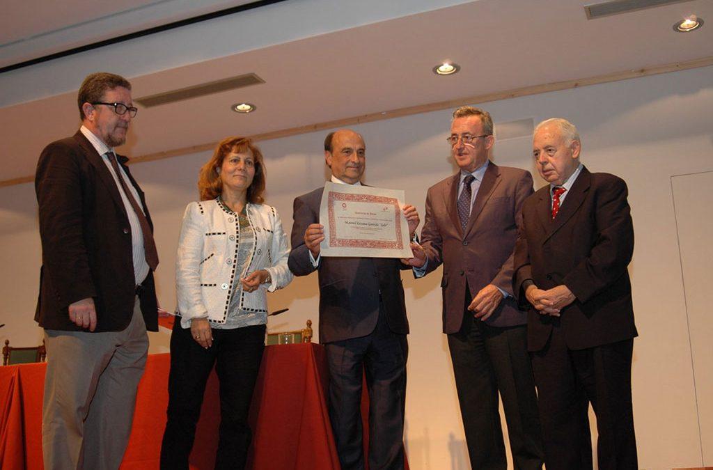 Lolo, maestro de los periodistas españoles