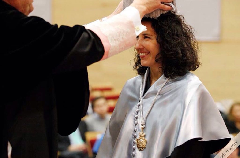 Nombrada decana María Solano, autora de la tesis sobre Lolo