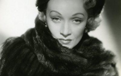 Carta a Marlene Dietrich, profesora de felicidad en TV