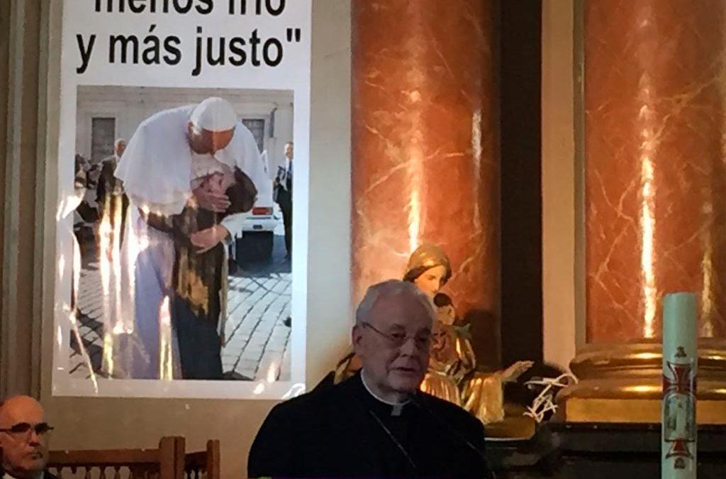 CECO deposita su reliquia de Lolo en Madrid