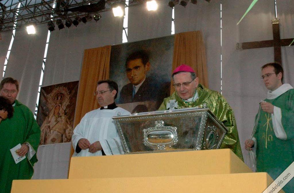 Eucaristía de Beatificación de Manuel Lozano Garrido, Lolo (vídeo)