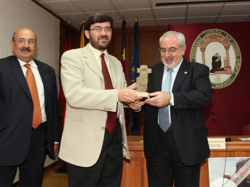 Pablo J. Ginés, II premio Lolo de Periodismo Joven
