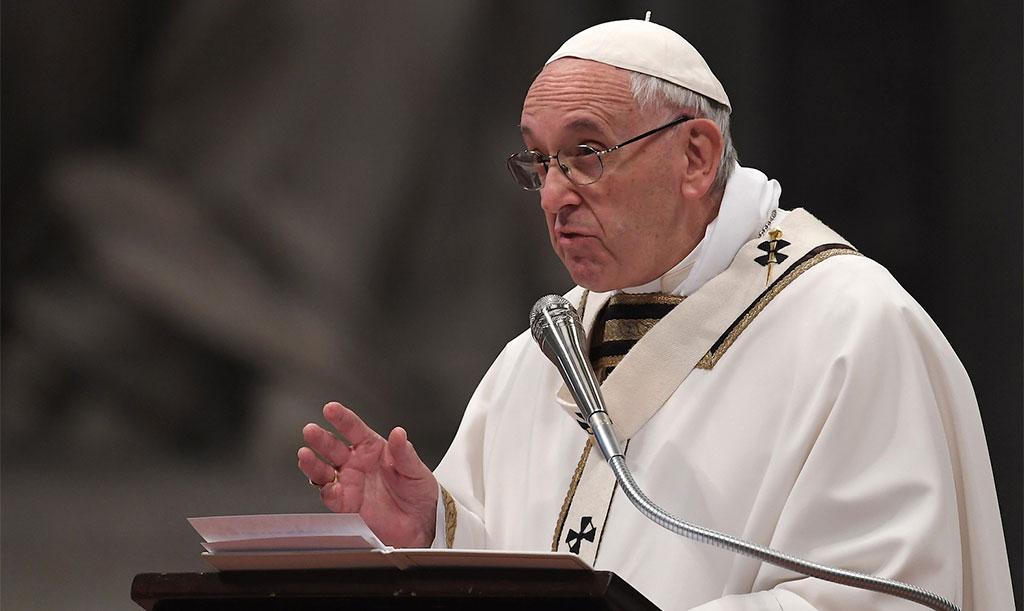 El Papa invita a los pobres a rezar por la conversión de quienes los ignoran