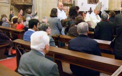Encuentro sacerdotal diocesano en Baeza
