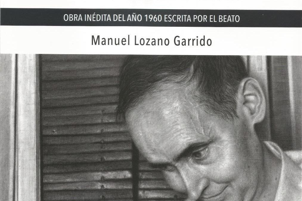 Retrato del beato Manuel Lozano Garrido (por Francisco Galán)