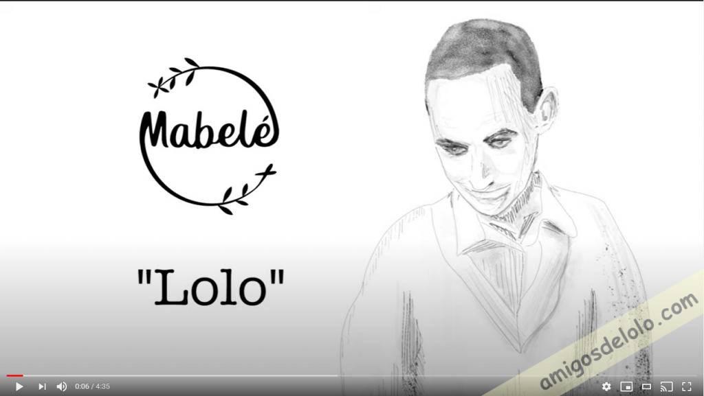 Mabelé presenta la canción LOLO