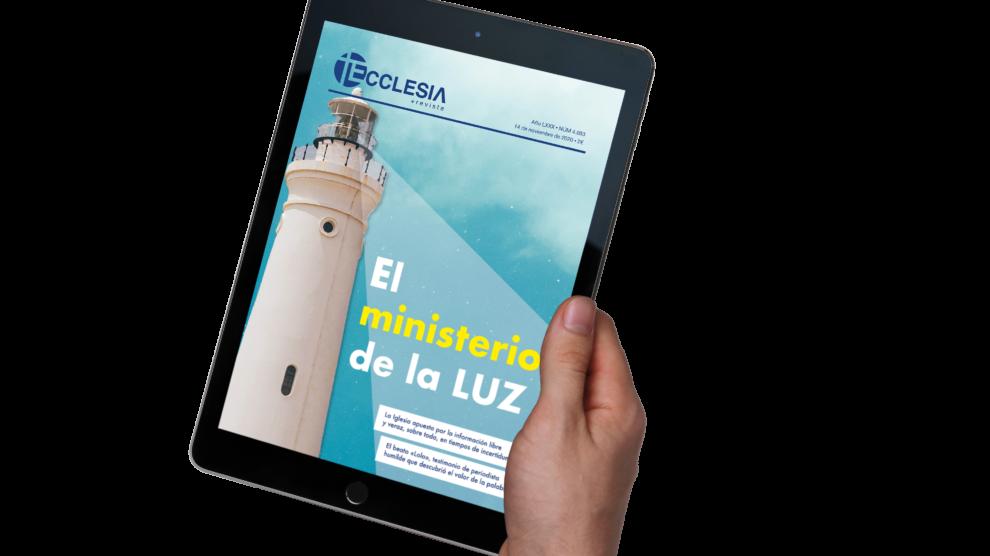 Revista Ecclesia 4.053: Centrando la mirada en el testimonio de Manuel Lozano Garrido, «Lolo»