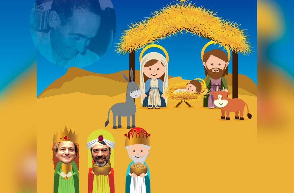 Navidad, Año nuevo y Reyes Magos con el beato Lolo, en COPE Málaga