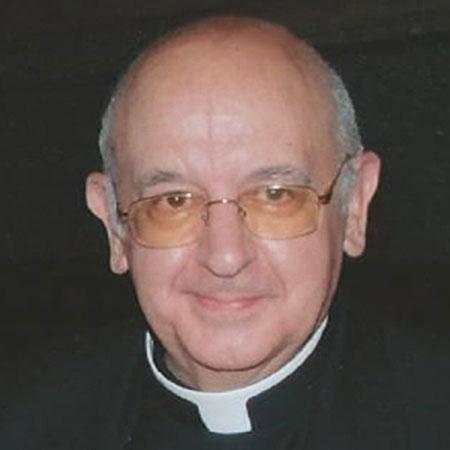 Rafael Higueras Álamo postulador de la Causa de Canonización de Manuel Lozano Garrido
