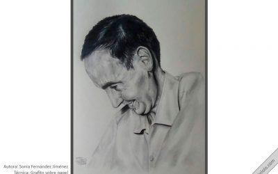 Retrato del beato Manuel Lozano Garrido