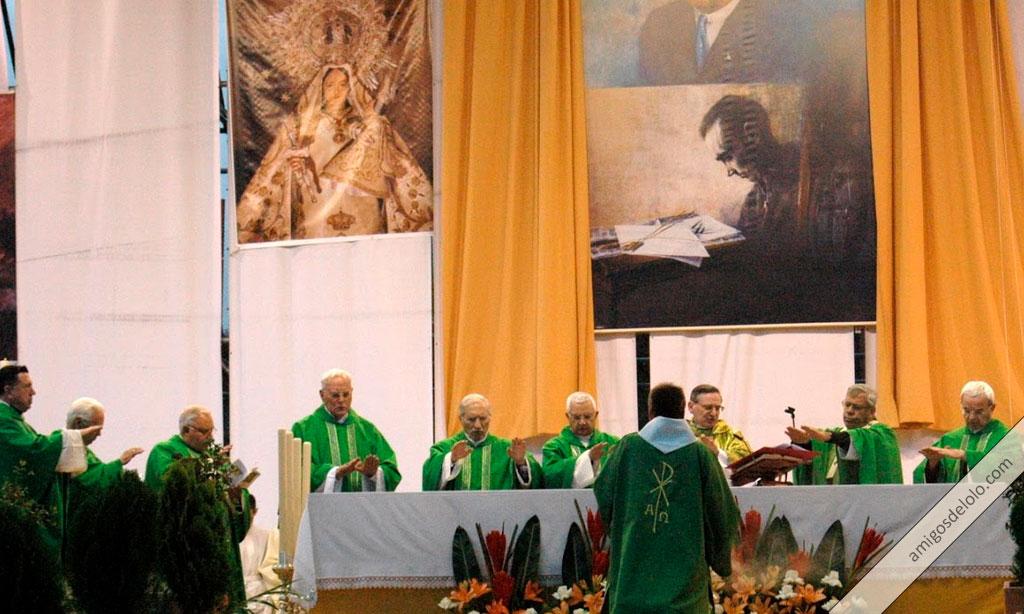 Beatificación de Manuel Lozano Garrido 12-6-2010