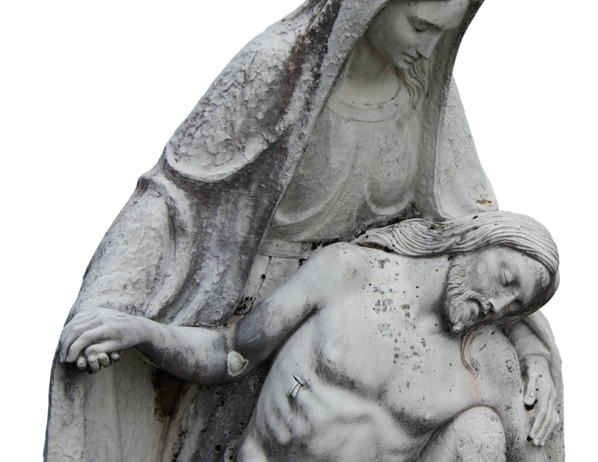 Carta por avión a una mujer nazarena