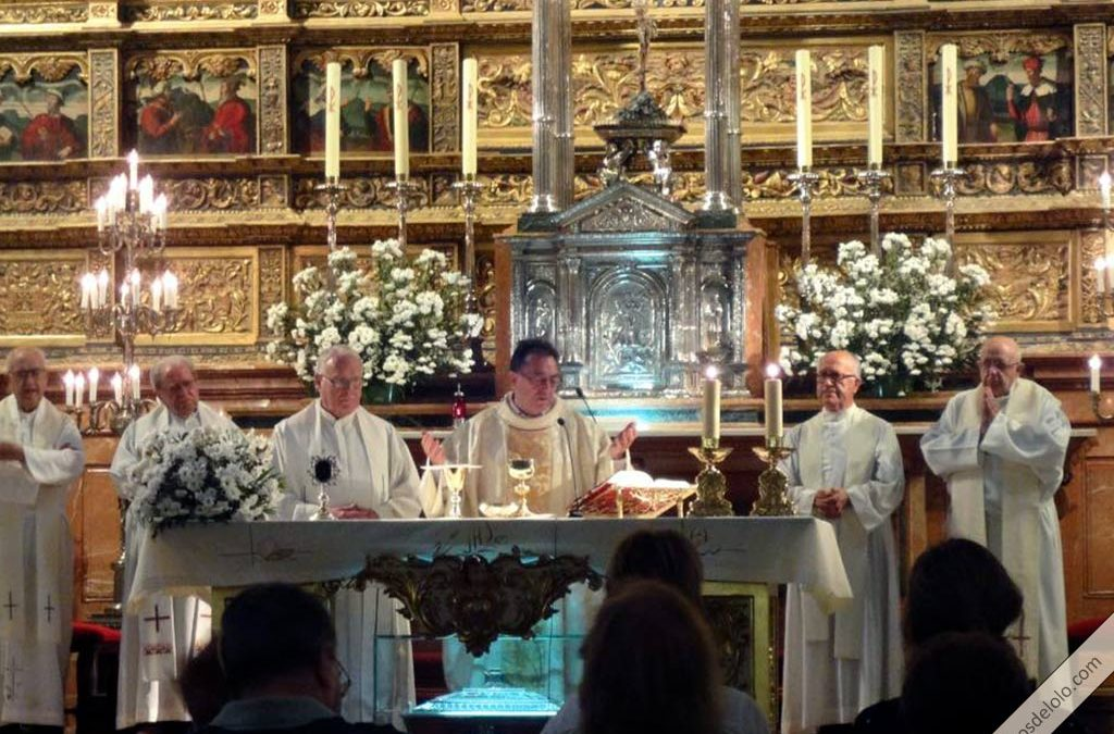 Recuerdan con una misa a 'Lolo' en el quinto aniversario de su beatificación